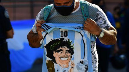 Diego Maradona: Más que un futbolista [Audiogalería]