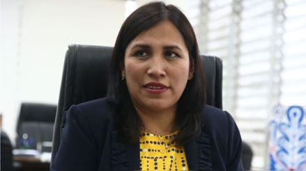 Flor Pablo: El presidente Francisco Sagasti renunciará a su precandidatura en caso nuestra fórmula gane las internas