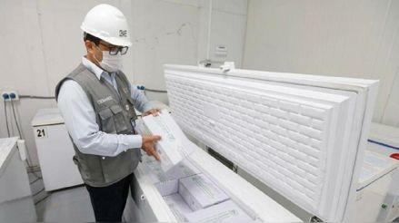 Minsa adquirirá 10 292 equipos de cadena de frío para la vacunación contra la COVID-19