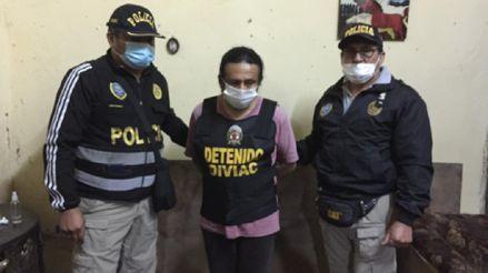 Policía detiene a acusados de pertenecer a organización criminal dedicada al tráfico de migrantes