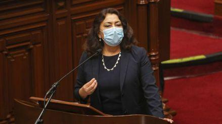 EN VIVO | Congreso aprobó otorgar el voto de confianza al Gabinete de Violeta Bermúdez | Francisco Sagasti