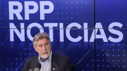Francisco Sagasti: Escucha lo más relevante de su entrevista con RPP