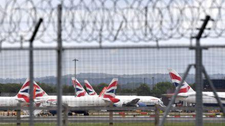 Colombia suspende vuelos con el Reino Unido por nueva cepa de coronavirus