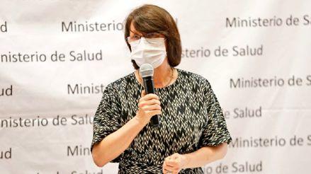 Ministra de Salud: Gobierno analizará este lunes si toma