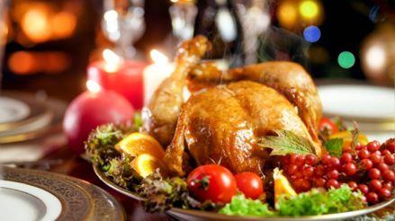 Navidad 2020: Recomendaciones en la preparación del pavo navideño para mantener su aporte nutricional