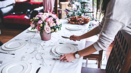 Navidad 2020: ¿Cómo tener una cena  balanceada en calorías?