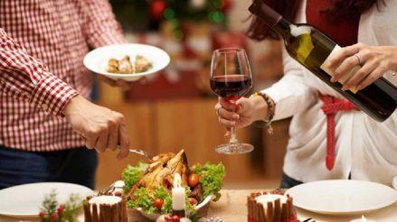 Navidad 2020: Cinco consejos para evitar los excesos de comida durante las fiestas