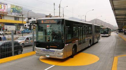Conoce los horarios de los servicios de transporte público en Lima y Callao por Año Nuevo