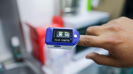 Coronavirus: ¿cómo usar adecuadamente un oxímetro en casa?