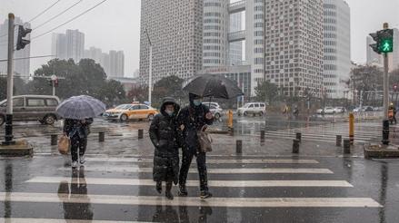 China: El mercado de Wuhan, donde surgió la COVID-19, intenta pasar la página [VIDEO]