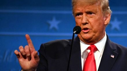"""Donald Trump reconoció que su mandato ha terminado y prometió una """"transición en orden"""""""