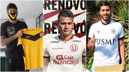 LO ÚLTIMO, HOY 10 enero ► Fichajes 2021 EN VIVO: altas, bajas y rumores del mercado de pases del fútbol peruano | Liga 1