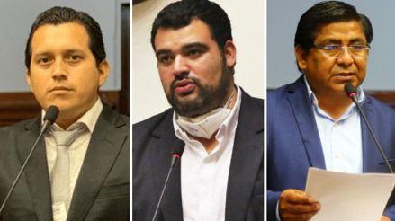 Congresistas con investigaciones en curso postulan al Parlamento Andino