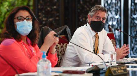 Coronavirus en Perú | Francisco Sagasti ofrece conferencia de prensa tras presidir Consejo de Ministros