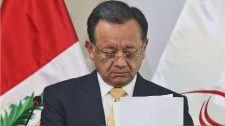 Congreso | Informe final sobre denuncia contra Edgar Alarcón estará listo en un plazo máximo de 5 días