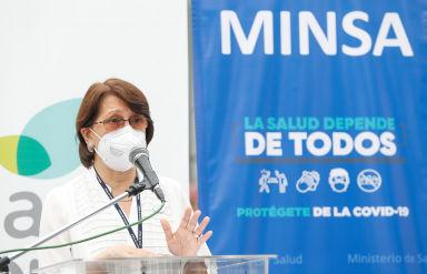 Ministra de Salud advierte que la actual situación de la pandemia en Perú es similar que en quincena de abril del 2020
