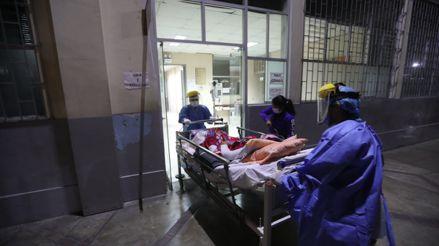 Decana del Colegio de Enfermeros del Perú: