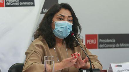 Coronavirus en Perú: esto informó el Ejecutivo en el día 311 del estado de emergencia