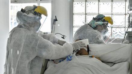 Colombia sobrepasa la cifra de 50 000 muertos por la COVID-19