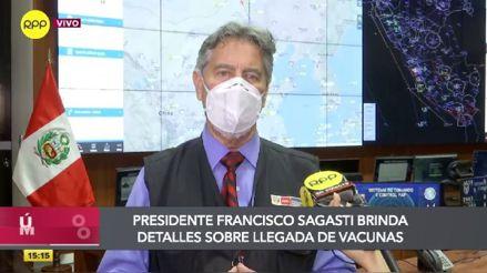Esto fue lo que dijo Francisco Sagasti en entrevista para RPP Noticias [Audiogalería]