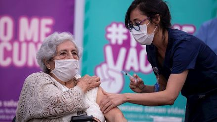 Chile espera vacunar contra la COVID-19 a cinco millones de personas para marzo