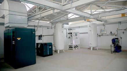 Oxígeno medicinal: Así funcionan las 47 modernas plantas que instala la UNI para la lucha contra la COVID-19
