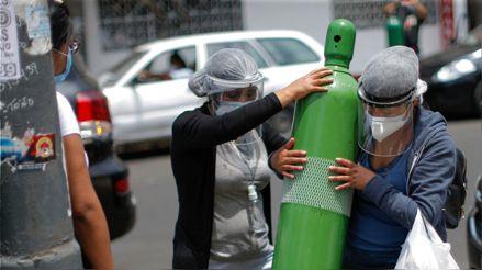 ¿Qué se puede hacer ante el desabastecimiento de oxígeno medicinal en el Perú? [Audiogalería]