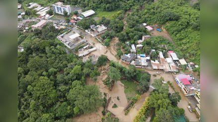 Cusco: Dos muertos y siete desaparecidos deja huaico en La Convención