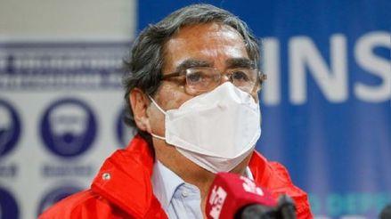 Ministro Ugarte afirma que ensayo clínico fase 3 de Sinopharm en Perú no ha sido afectado por el escándalo por las vacunas