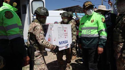 Vacunas COVID-19 Perú: Regiones empiezan a recibir segundo lote de Sinopharm