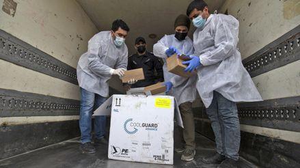 Israel autoriza el envío de las primeras vacunas a Gaza
