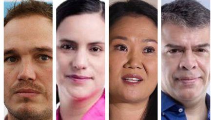 CADE 2021: cuatro candidatos exponen sus ideas sobre vacunación contra la COVID-19 y control de la pandemia