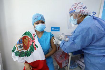 Bermúdez sobre segundo lote de vacunas de Sinopharm: