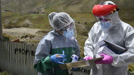 Médico que recibió la vacuna Sputnik V da positivo a COVID-19 en Bolivia, aunque