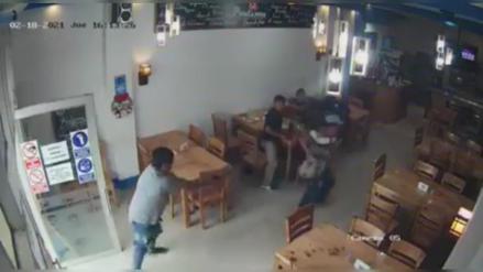 Junín: Delincuentes disparan a coordinador de Foncodes en Satipo por resistirse a robo [VIDEO]