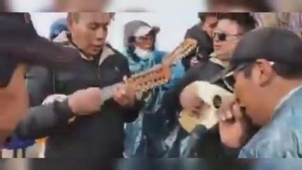 Puno: Ciudadanos celebran carnavales pese a emergencia sanitaria por la COVID-19
