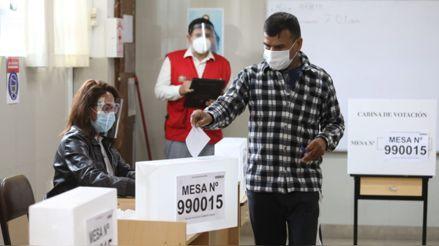 ONPE: ¿Cuáles son los protocolos sanitarios para el día de las Elecciones Generales?