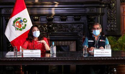 Coronavirus en Perú | Ejecutivo informará sobre los últimos acuerdos asumidos en el Consejo de Ministros | COVID-19 | Violeta Bermúdez | PCM | Cuarentena