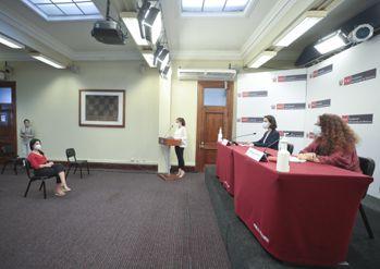 EN VIVO | Ministros informan sobre las acciones y medidas del Ejecutivo frente a la pandemia