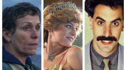 Globos de Oro 2021: La lista completa de los ganadores de la gala que premian lo mejor del cine y la TV