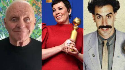 Globos de Oro 2021: 5 curiosidades a tener en cuenta sobre los premios
