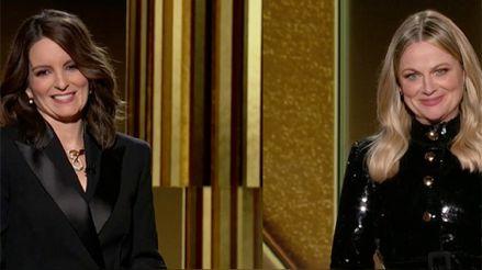 Globos de Oro 2021: Tina Fey y Amy Poehler hablan sobre la falta de inclusión de miembros afroamericanos