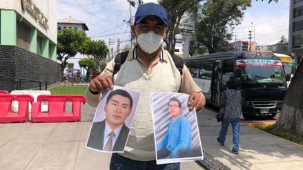 Arequipa: Padres denuncian que su hijo desapareció y sus documentos fueron hallados en Colombia [VIDEO]