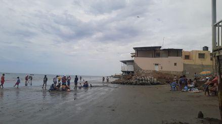 Reapertura de playas: Así fue la visita a los balnearios de Colán, Huanchaco y Pimentel en el norte del país