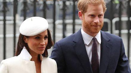 Meghan Markle dijo que la familia real tuvo un