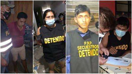Áncash: Detienen a 37 presuntos integrantes de banda criminal que operaba en Casma, Chimbote, Trujillo y Lima