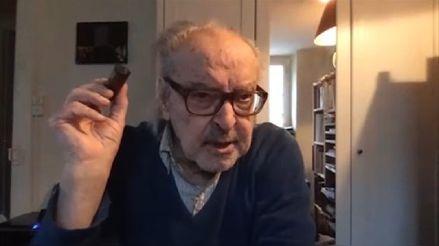 El retiro Jean-Luc Godard: A los 90 años, anuncia que se alejará del cine luego de sus próximos dos guiones