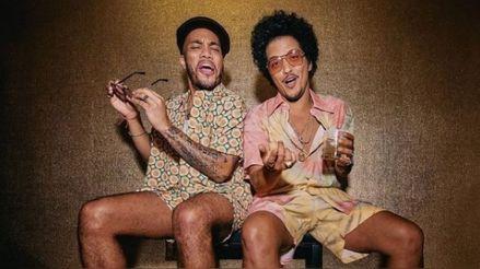 Bruno Mars y Anderson Paak estrenan