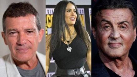 De Salma Hayek a Sylvester Stallone: Hollywood llega a los Goya virtuales gracias a Antonio Banderas