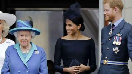 8 momentos de la ruptura del príncipe Harry y Meghan Markle con la monarquía británica